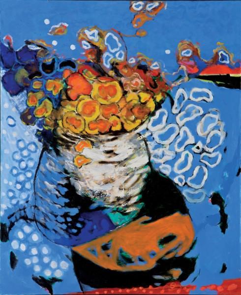 Rashid Al Khalifa, Metamorphosis I, 1996
