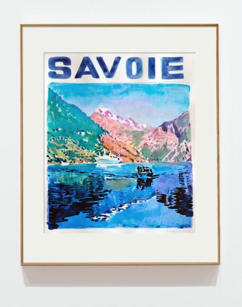 Tim Braden, Savoie, 2018 £3,000.00