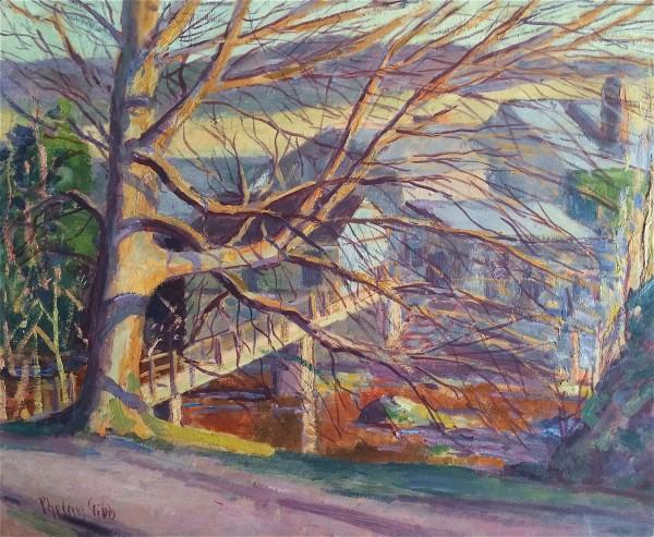 Harry Phelan Gibb, The Mill, Brendon Exmoor, c.1925