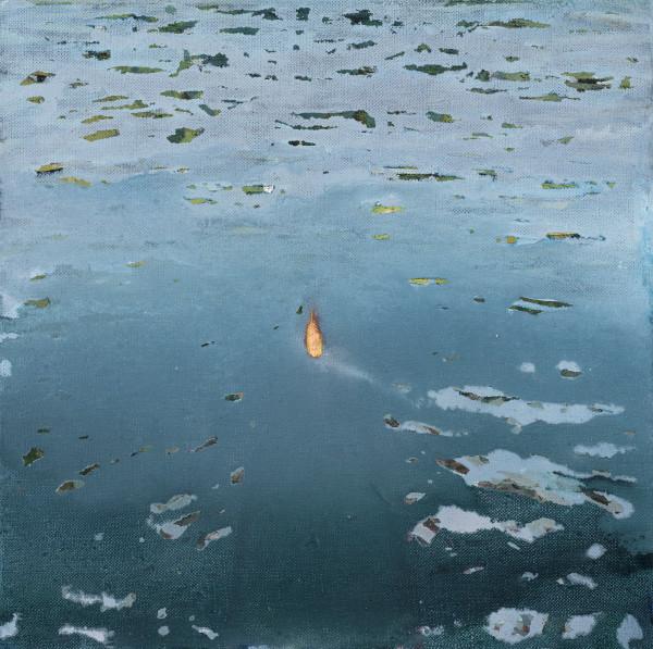 Luke Elwes, Ganga Study 2, 2018