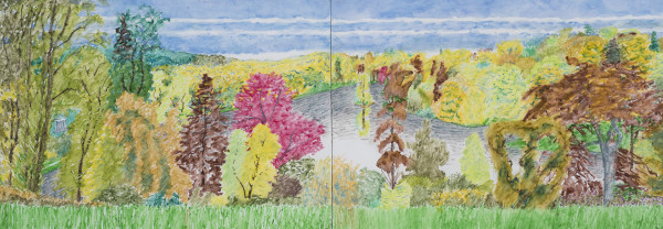 Adrian Berg, Stourhead 17th, 21st & 23rd May, 2005  £5,000.00