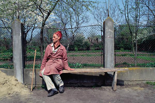 Tony Sleep, Siret, Romania, 1992