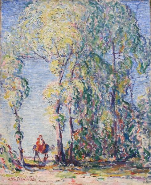 Harry Phelan Gibb, Spain, c.1906-10