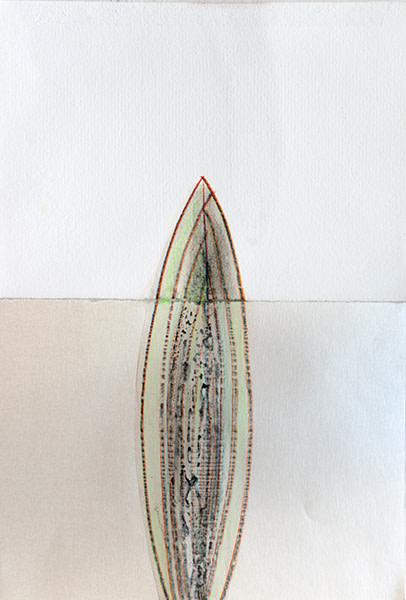Mireille Gros, Fictional Plants 58, 2018
