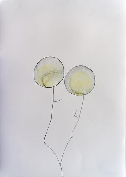 Mireille Gros, Fictional Plants 22, 2019