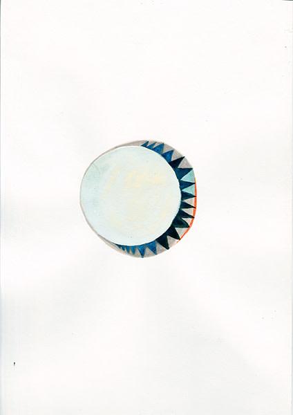 Mireille Gros, Fictional Plants 34, 2019