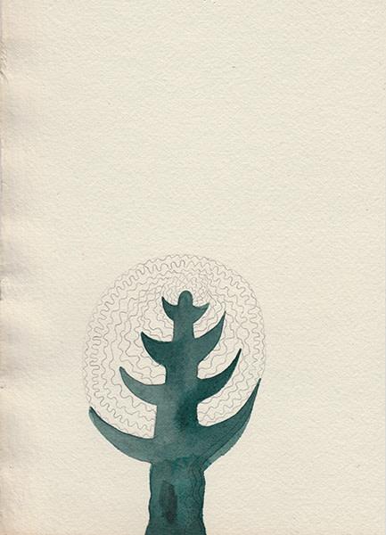 Mireille Gros, Fictional Plants 47, 2018