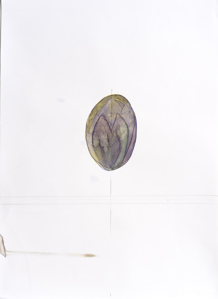 Mireille Gros, Fictional Plants 5, 2019