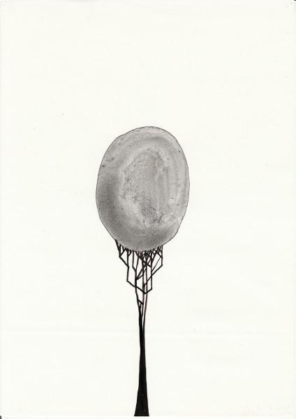 Mireille Gros, Fictional Plants 16, 2019