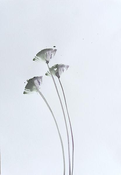 Mireille Gros, Fictional Plants 48, 2018