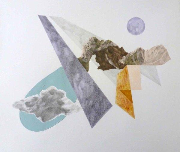 Patricia Sandonis, Landscape Splash I, 2015