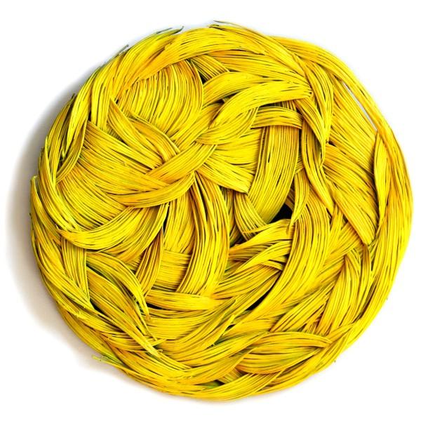 Oksana Bergen, Alive (Yellow) , 2019