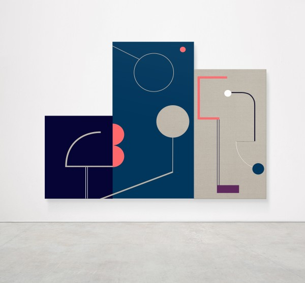 Sinta Tantra, Polarised Skies, Rotating Screens II , 2018