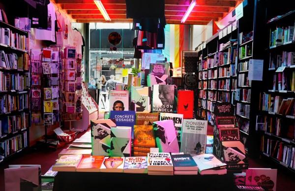 Sinta Tantra, Dymaxion at News for Nowhere Bookshop, 2011