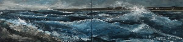 David KIng, Coast Study 2