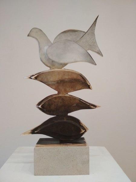 Leo Higgins, Bird in Tree II
