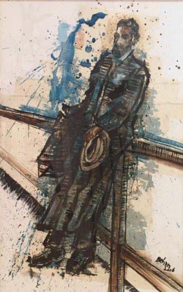 John Behan RHA, Roger Casement