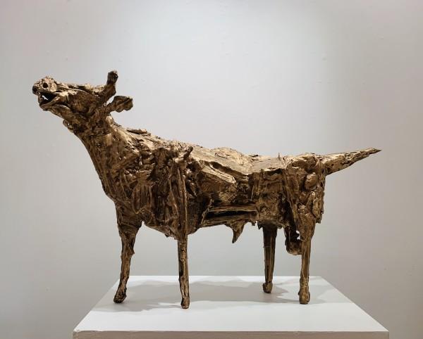 John Behan RHA, Golden Bull