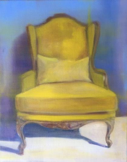 Helen O'Sullivan-Tyrrell, Yellow Chair