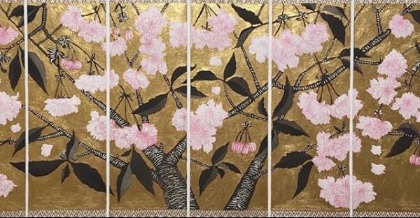 Jean Bardon, Under the Cherry Blossom