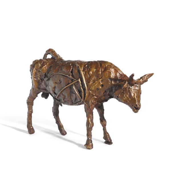 John Behan RHA, Infant (Seven Ages of Bull)