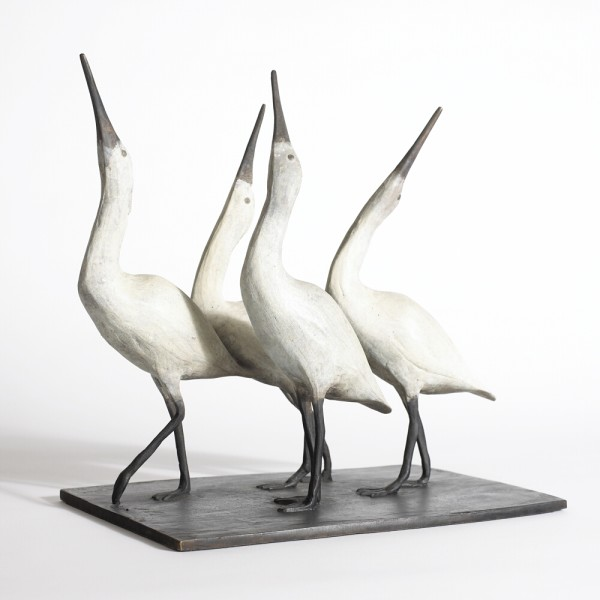 Fiona Smith, Group of Egrets