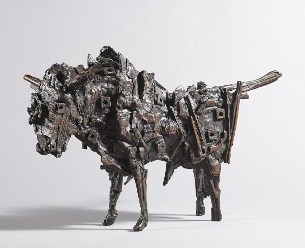 John Behan RHA, The Bull of Easter I