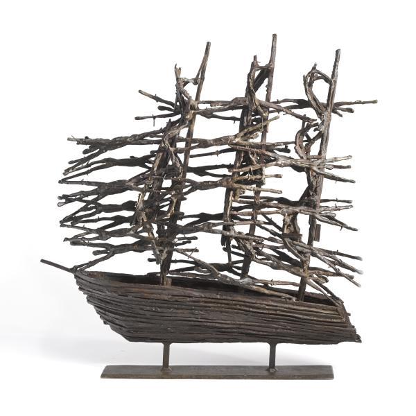 John Behan RHA, L.T. Famine Ship
