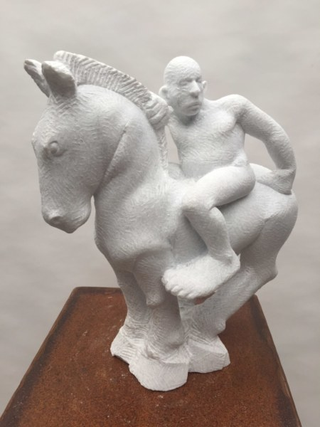 Michael Quane RHA, Horse & Rider