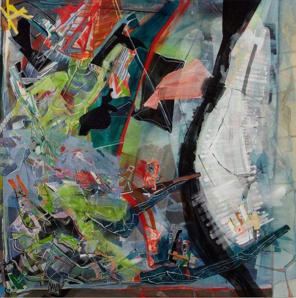 Iva Gueorguieva, Endurance (detail), 2017