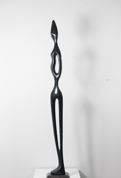 Estate of Alfred Basbous, Woman Figure, 1992