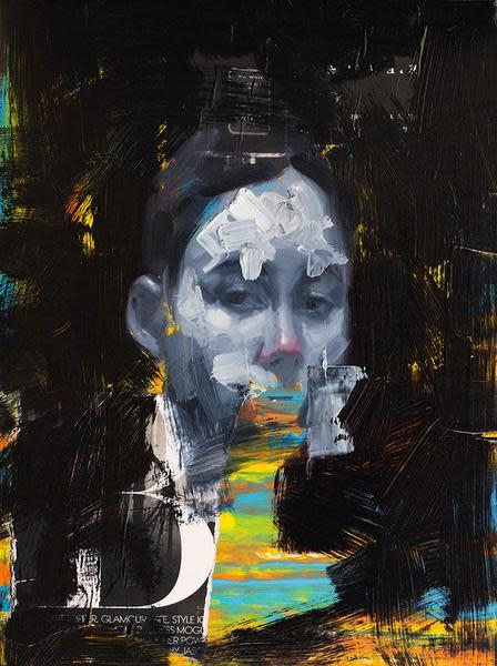 John Wentz, Untitled No. 8, 2017
