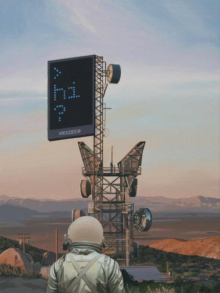 Scott Listfield, The Tower, 2018