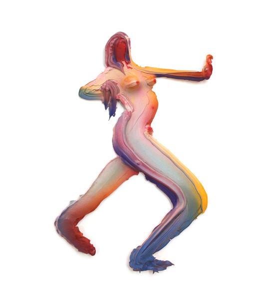 Kate Klingbeil, Paint Person 37, 2018