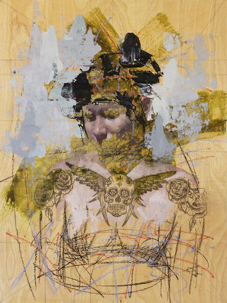 John Wentz, Imprint No. 77, 2016