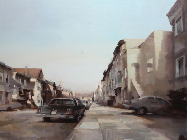 Kim Cogan, The Avenues, 2017