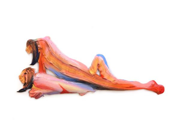 Kate Klingbeil, Paint Person 20, 2018