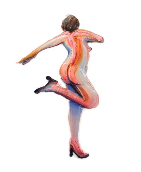 Kate Klingbeil, Paint Person 5, 2018