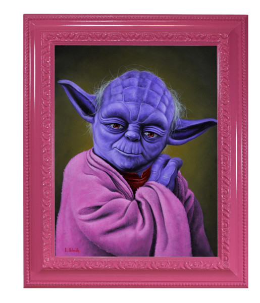 Scott Scheidly, Yoda, 2018