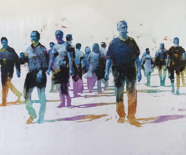 John Wentz, Passage No. 21, 2015
