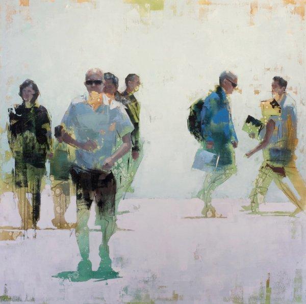 John Wentz, Passage No. 26, 2015