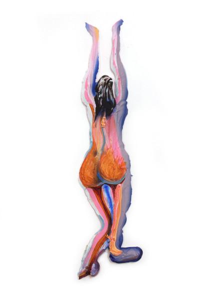 Kate Klingbeil, Paint Person 29, 2018