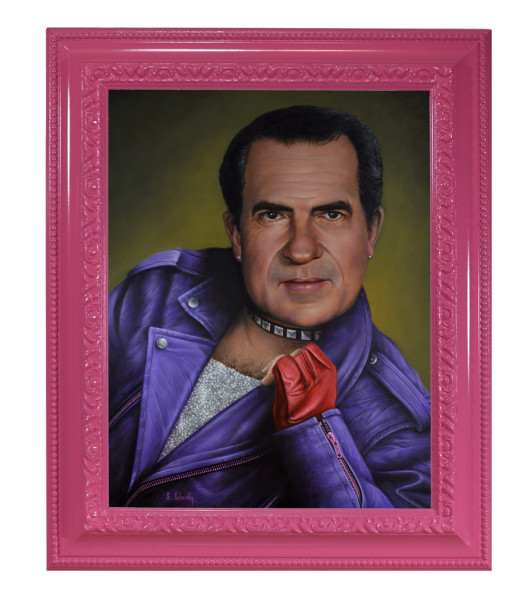 Scott Scheidly, Richard Nixon, 2018