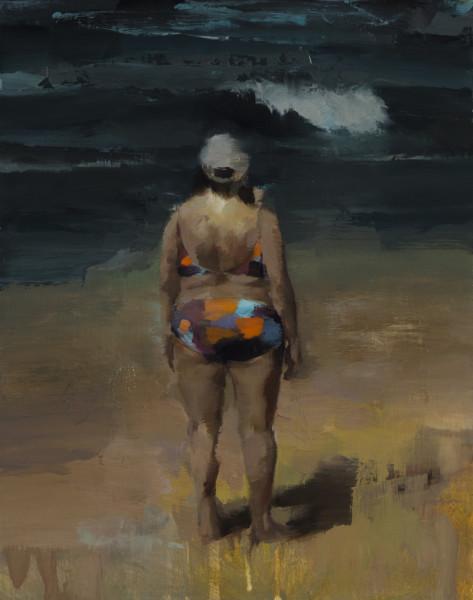 Kim Cogan, Wave Watcher, 2017