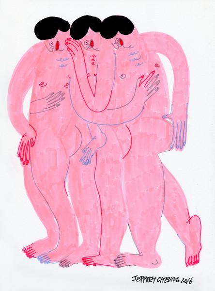Jeffrey Cheung, Salon, 2017