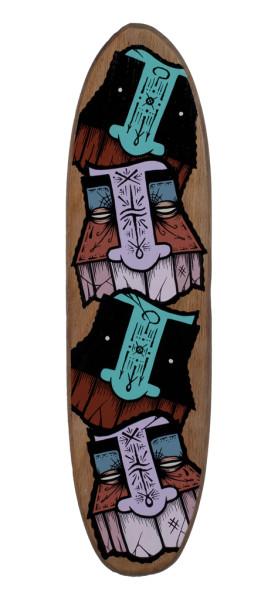 GATS, Skateboard 4, 2018
