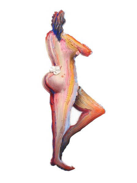 Kate Klingbeil, Paint Person 7, 2018