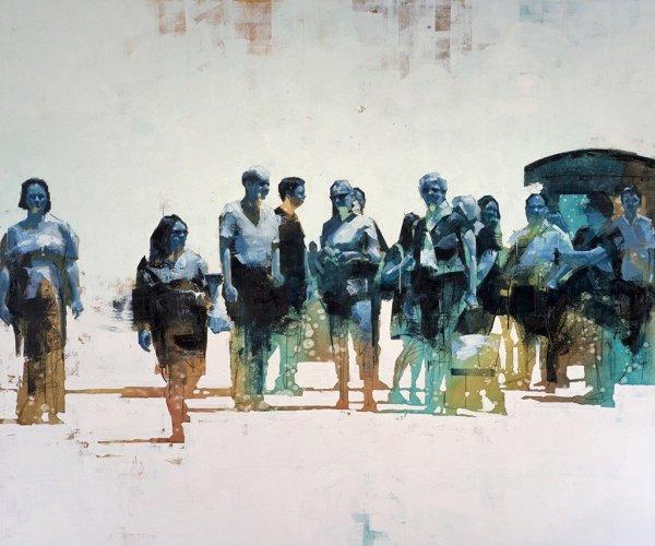 John Wentz, Passage No. 19, 2015