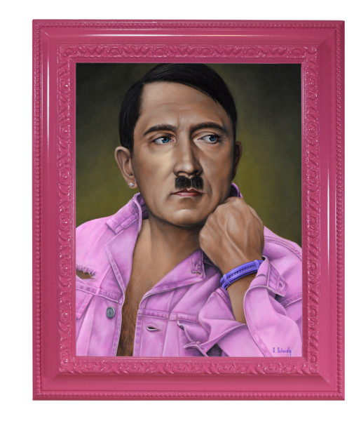 Scott Scheidly, Adolf Hitler, 2018