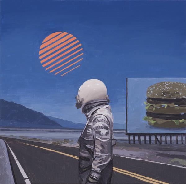 Scott Listfield, Night Burger, 2018